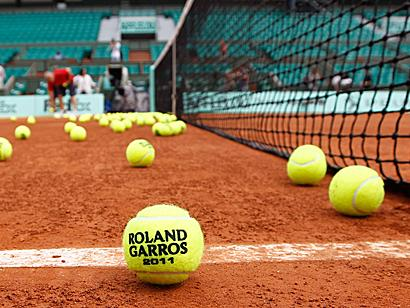 Теннисные мячи Babolat French Open All Court